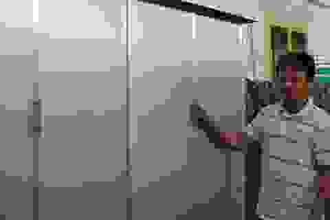 Kỹ sư nông học chế tạo máy sản xuất giá sạch