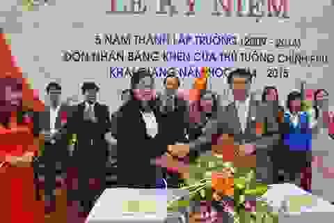 Trường Cao đẳng nghề Công nghệ cao Hà Nội thông báo tuyển sinh năm học 2015-2016