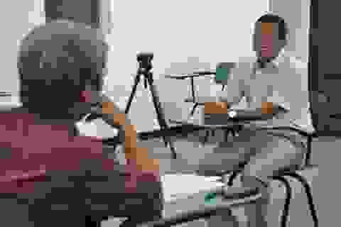 Đại học Tân Tạo tổ chức phỏng vấn những thí sinh đầu tiên