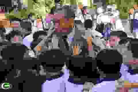 Buổi gặp thứ 1.493 của thầy Nguyễn Ngọc Ký