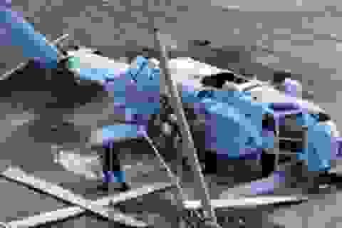 Trực thăng hải quân Mỹ gặp nạn tại Kuwait