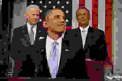Các đề xuất trong Thông điệp liên bang của Obama khó thành hiện thực