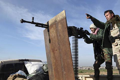 21 quốc gia trong liên minh chống IS nhóm họp ở Anh