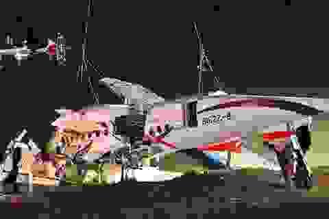 Phi công điều khiển máy bay TransAsia Airways được ca ngợi là anh hùng