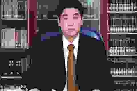 """Thêm 4 quan chức cấp cao của Trung Quốc bị """"sờ gáy"""""""