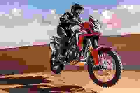 CRF1000L Africa Twin - Bước tiến mới của Honda ở cuộc chơi Adventure