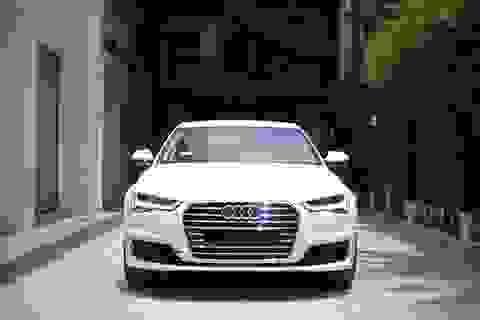 Audi A6 - Khẳng định thương hiệu xe sang