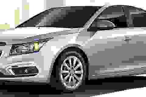 Chevrolet Cruze bản nâng cấp có mặt tại ASEAN