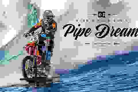 Xe máy đi trên mặt nước, cho người thích mạo hiểm