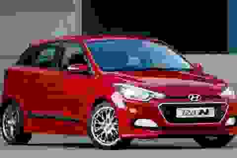 Hyundai ra mắt xe thể thao mới dựa trên nền tảng i20