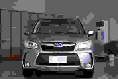 Subaru tại Việt Nam triệu hồi 35 chiếc Forester