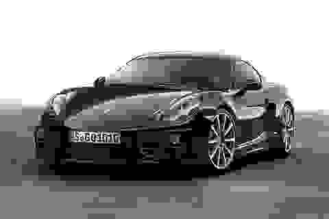 Porsche ra mắt Cayman Black Edition