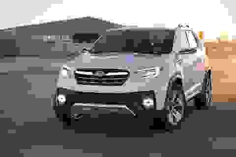 Subaru hiện thực hóa Viziv concept