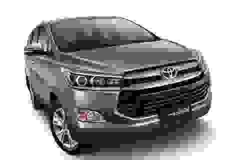 Toyota Innova 2016 chính thức có mặt tại Đông Nam Á