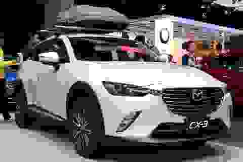 Mazda CX-3 chính thức ra mắt tại Thái Lan