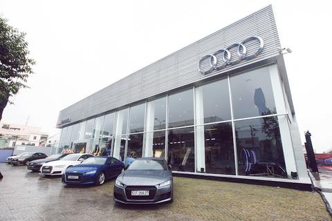 Audi mở thêm đại lí tại Đà Nẵng