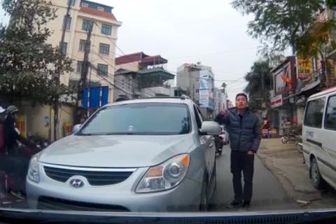 Lấn làn, đe dọa người khác - Đâu là văn hóa lái xe?