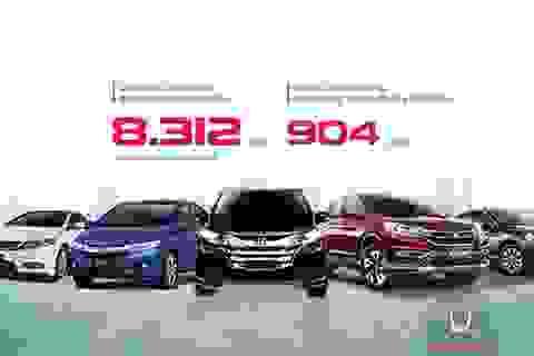 2015 - Năm thành công nhất của Honda ôtô tại Việt Nam