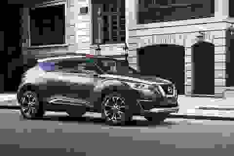 """Nissan Kicks chuẩn bị """"tấn công"""" thị trường Mỹ"""