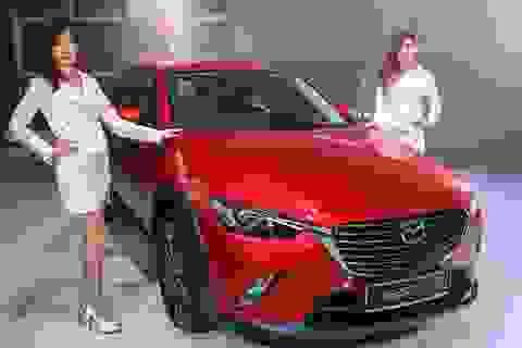 Sau Thái Lan đến lượt Malaysia đón nhận Mazda CX-3