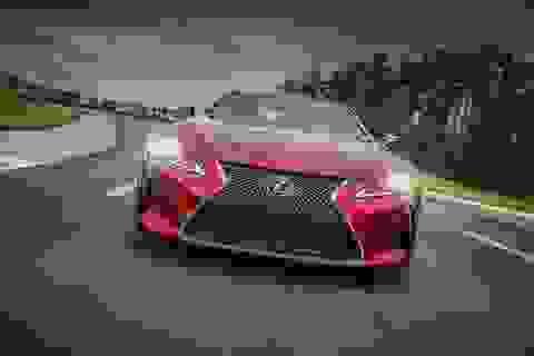 Lexus chính thức ra mắt LC 500 2017