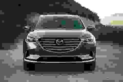 Mazda CX-9 2016 đã sẵn sàng