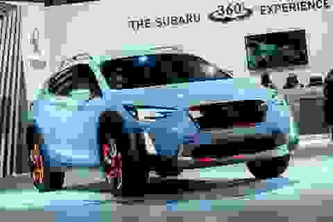 Subaru hâm nóng phân khúc crossover