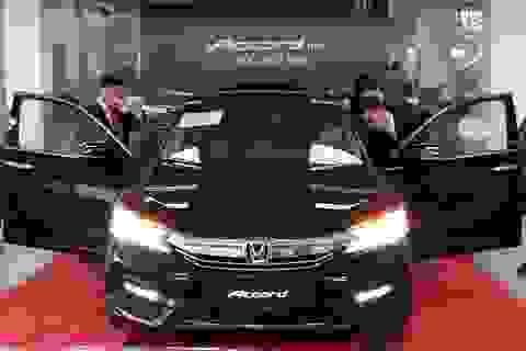 Honda giới thiệu mẫu sedan Accord mới tại Việt Nam