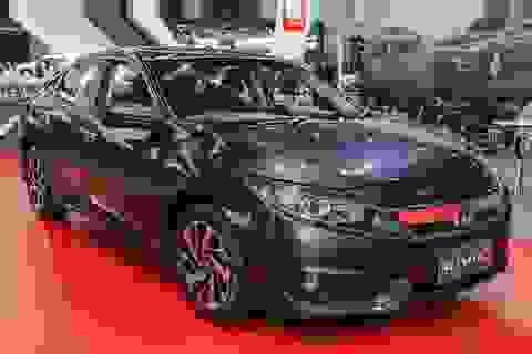 Honda Civic 2016 tiếp tục ra mắt thị trường ASEAN