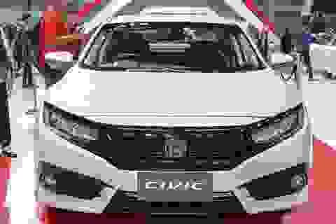 Honda Civic 1.5 Turbo bất ngờ có mặt tại Malaysia