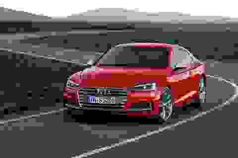 Audi giới thiệu phiên bản nâng cấp của A5 và S5