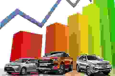 6 tháng đầu năm: Xe nào bán tốt nhất thị trường Việt Nam?
