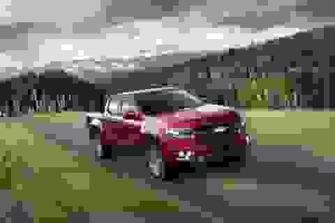 Chevrolet Colorado 2017 sẽ có động cơ V6 và hộp số tự động 8 cấp