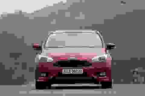 Ford Focus tại Việt Nam sẽ chỉ được trang bị động cơ Ecoboost 1.5L
