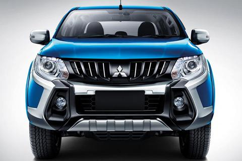 Mitsubishi Triton có phiên bản mới