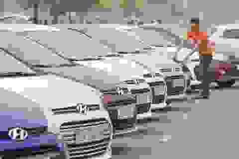 Thanh tra toàn bộ hoạt động nhập khẩu ôtô từ năm 2011