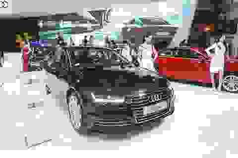 Hơn 161 triệu USD dành nhập khẩu ôtô trong tháng 10