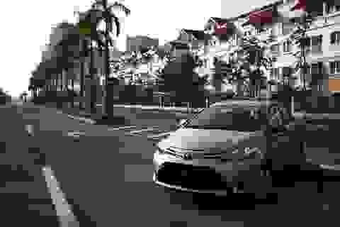 Toyota Vios 2017 có gì mới khi giá bán không đổi?