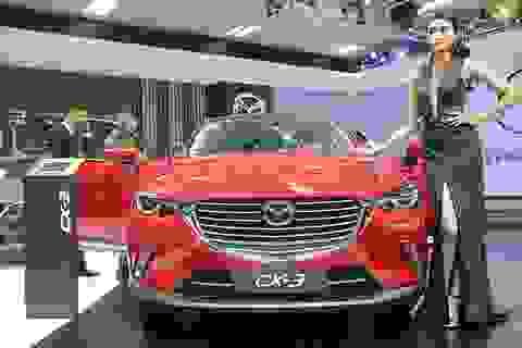 Mazda sẽ không lắp ráp CX-3 tại Malaysia