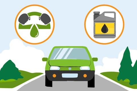 Lái xe thế nào cho tiết kiệm nhiên liệu?