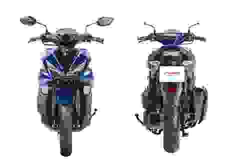 Yamaha NVX có thêm phiên bản 125cc