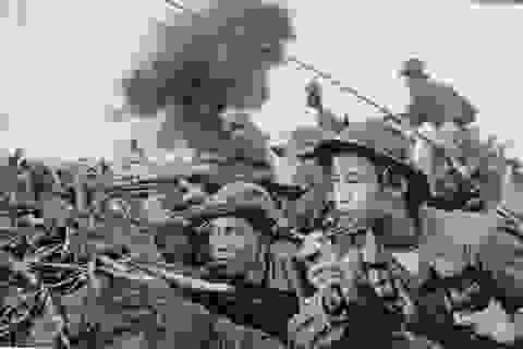 """Gặp người lính trong bức ảnh """"Xung phong"""""""
