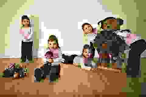 5 cách chụp ảnh cho bé cực đẹp trong ngày Tết