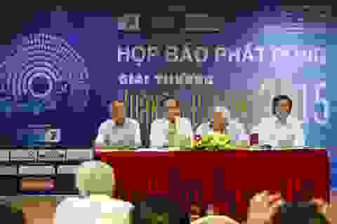 Sáng nay họp báo phát động Giải thưởng Nhân tài Đất Việt 2015