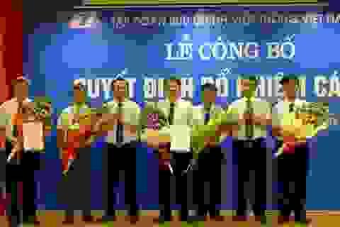 VNPT công bố dàn cán bộ lãnh đạo của 3 Tổng công ty