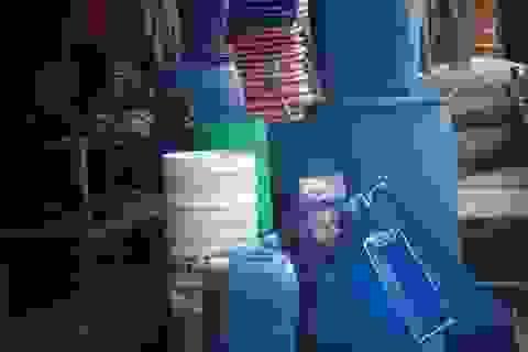 Hồn nhiên mua bán rác thải công nghiệp nguy hại