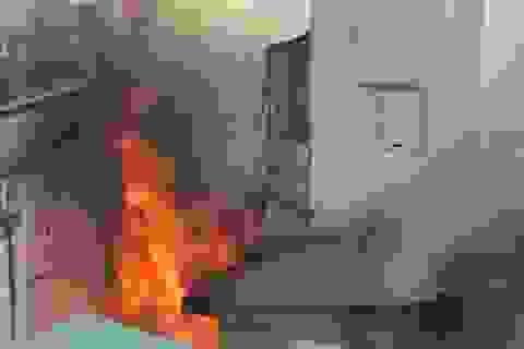 TPHCM xảy ra 2 vụ cháy lớn trong 1 giờ