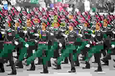 Quân nhân 40 tuổi đã có thể nghỉ hưu