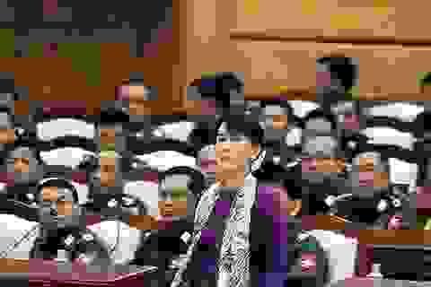 Điều gì đợi Aung San Suu Kyi sau bầu cử Myanmar?