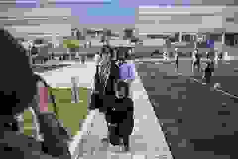"""""""Chợ đen"""" ở Triều Tiên"""